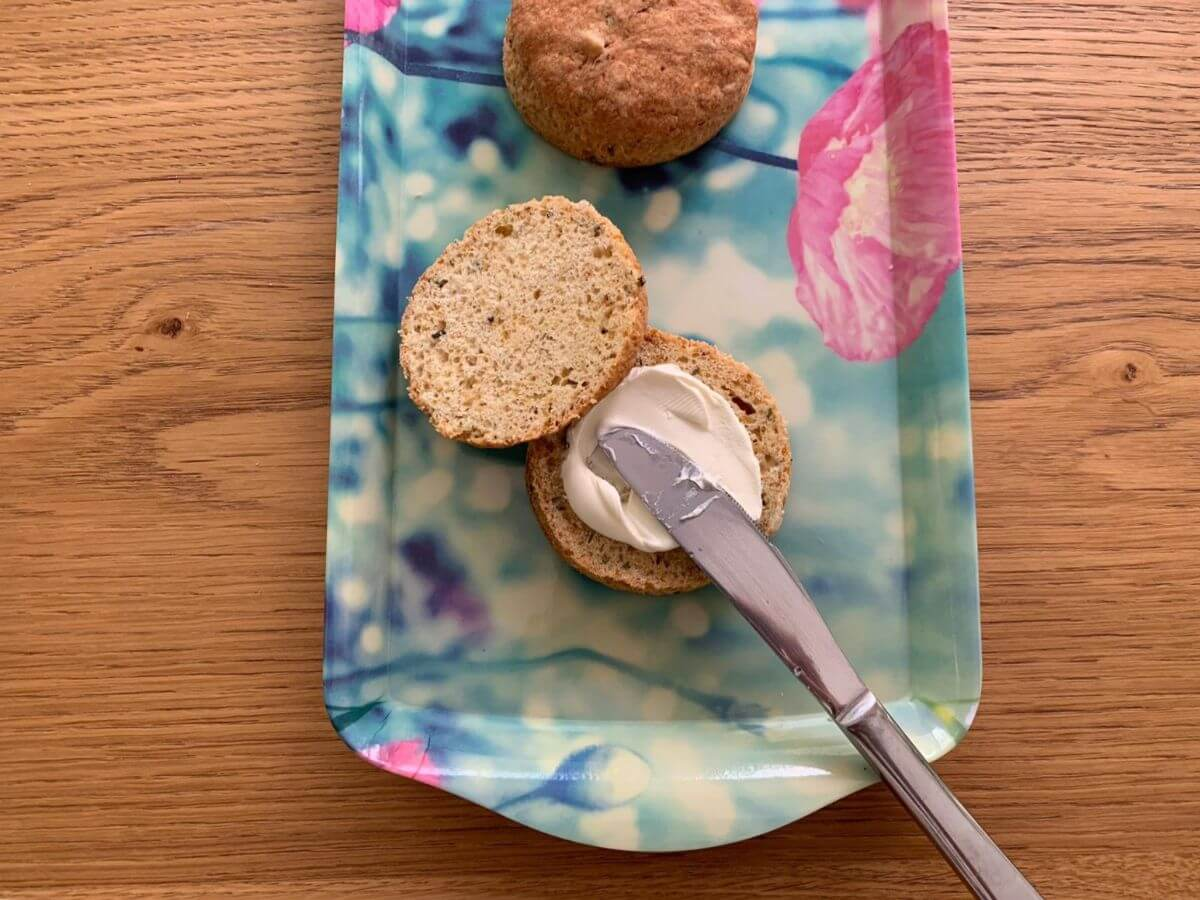 Savoury Rosemary Biscuits